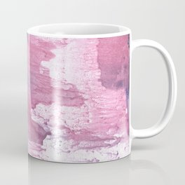 Plum abstract Coffee Mug