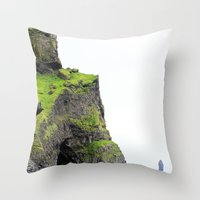 goonies Throw Pillows featuring Goonies by Andrea Coan