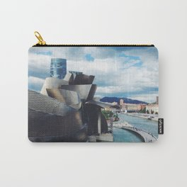The Guggenheim Museum Bilboa (Frank Gehry Architecture)  Carry-All Pouch