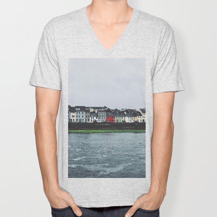 Galway Unisex V-Neck