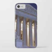 supreme iPhone & iPod Cases featuring Supreme court by Dr. Tom Osborne
