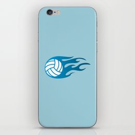 The Volleyball I iPhone Skin