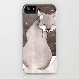 Myobu Kitsune iPhone Case