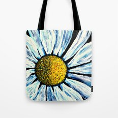 Giant Daisy Tote Bag