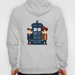 Doctor Who 10th & 11th Hoody