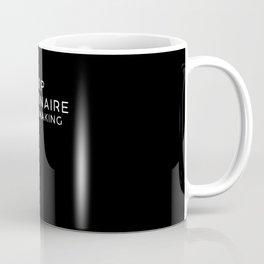 XRP Millionaire Funny Crypto Cryptocurrencies Coffee Mug