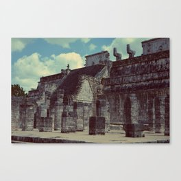 Temple of the Warriors (2) [Dim] Canvas Print