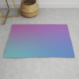 SUPERSTITION FUTURE - Minimal Plain Soft Mood Color Blend Prints Rug