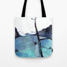 ALASKA SKETCHBOOK Tote Bag