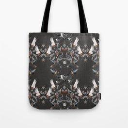 Up, Bird! Print Tote Bag