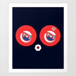Eye See You 1 Art Print