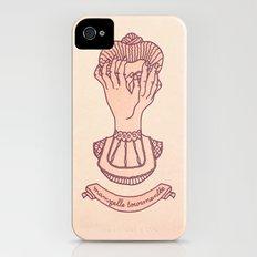 mamzelle tourmentée iPhone (4, 4s) Slim Case