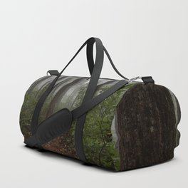 Smoky Mountain Summer Forest IX - National Park Nature Photography Duffle Bag
