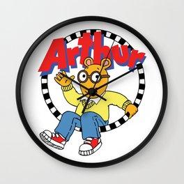 Arthur Wall Clock
