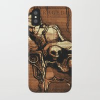 hamlet iPhone & iPod Cases featuring Hamlet Prince of Denmark by Immortal Longings