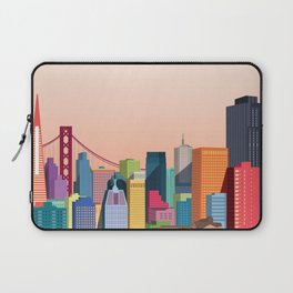 City San Francisco Laptop Sleeve