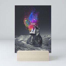 from within Mini Art Print