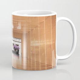 Through the Light Tunnel Coffee Mug
