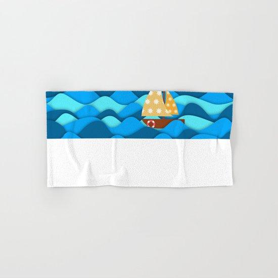 Adventure Hand & Bath Towel