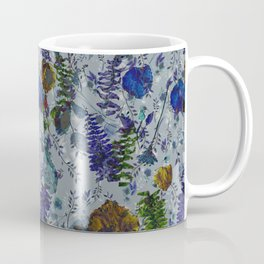 Bleu Foliage Coffee Mug