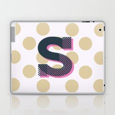 S is for Sweet Laptop & iPad Skin