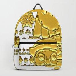 ***Get It Now*** 24 Karat  MoCKiNg SaNta! Backpack