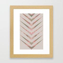 chiak rose Framed Art Print