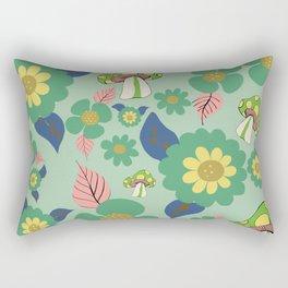 Mellow Mood Rectangular Pillow