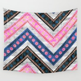 Bali Bali Chevron Multi Wall Tapestry