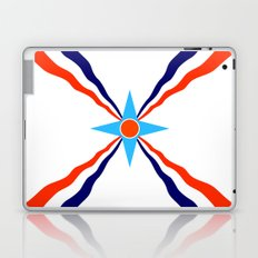 Assyrian people  ethnic flag Laptop & iPad Skin
