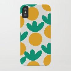 Minimalist Fruit Summer Pattern Slim Case iPhone X