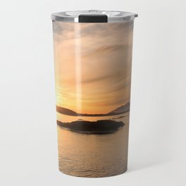 Vacation Sunset in Tofino Travel Mug