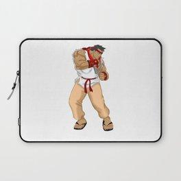 Street Fighter Andres Bonifacio Laptop Sleeve