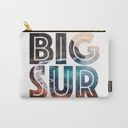 Big Sur For Sure Carry-All Pouch