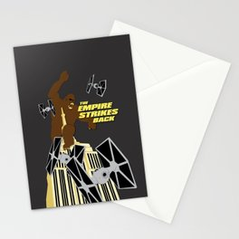 The Empire Strikes Back Stationery Cards
