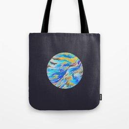 Blue Planet Tote Bag