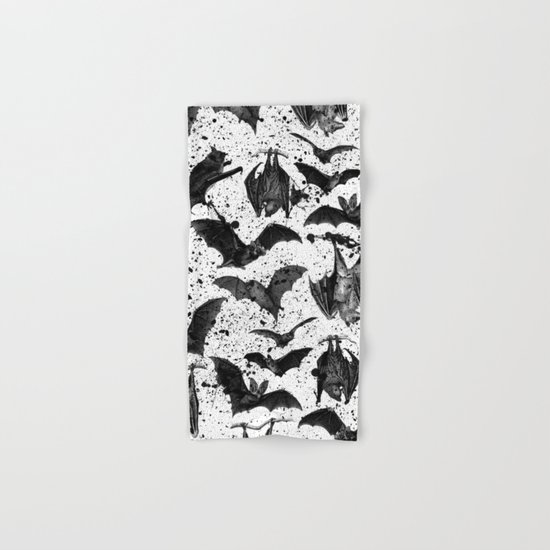 BATS II Hand & Bath Towel