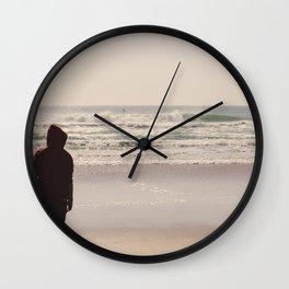 Le coin du surfeur Wall Clock