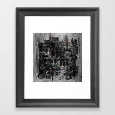 :: Night Sounds :: Framed Art Print