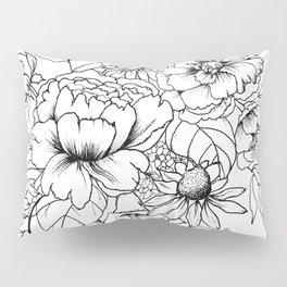 Botanical Bouquet Pillow Sham