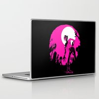 zombies Laptop & iPad Skins featuring Zombies! by JoJo Seames