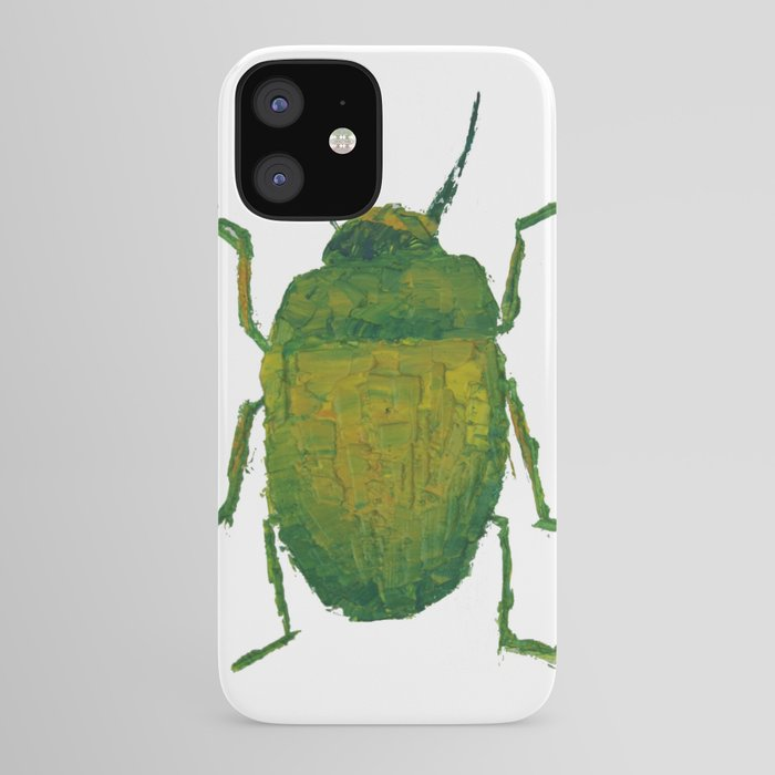 JUNG'S BEETLE iPhone Case