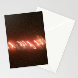Abstracte Light Art in the Dark 22 Stationery Cards