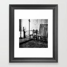 Ausencia Framed Art Print