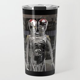 Interdimesional Hyper Spacial Entities Travel Mug