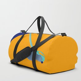 Flying Higher and Higher in May - shoes stories Duffle Bag