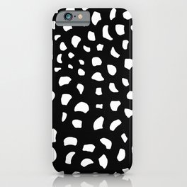 Abstract Kusama Japanese Pattern iPhone Case