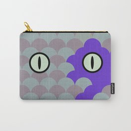 Chesire Scales - Cat Eye - Wonderland Carry-All Pouch