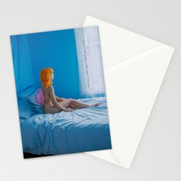 mer as me in my room Stationery Cards