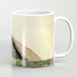 Magical Tiny House Iceland Coffee Mug